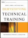 Demystifying Technical Training (eBook): Partnership, Strategy, and Execution